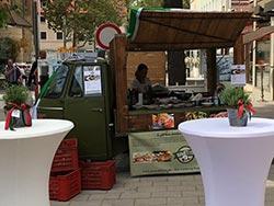 Piaggio Ape Espresso-Mobil