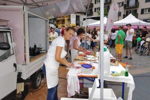 Catering, italienische Küche