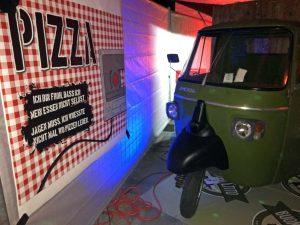 Mobile Pizzabäcker