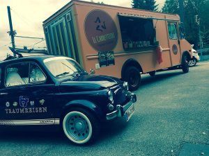 Food-Truck Catering in Heilbronn
