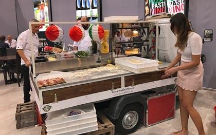 Piaggio APE Pizza Mobil
