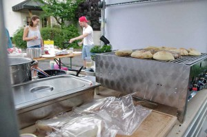 italienisches Catering, Streetfood - 2