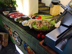 Antipasti-Catering