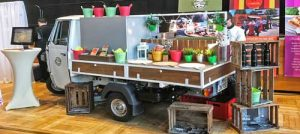 Italienisches-Catering & Pizza-Mobil