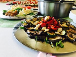 Vegetarisches Catering - Antipasti